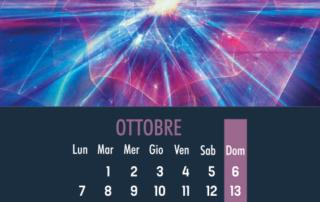 calendario FNCF 2019 ottobre