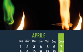 calendario FNCF 2019 aprile