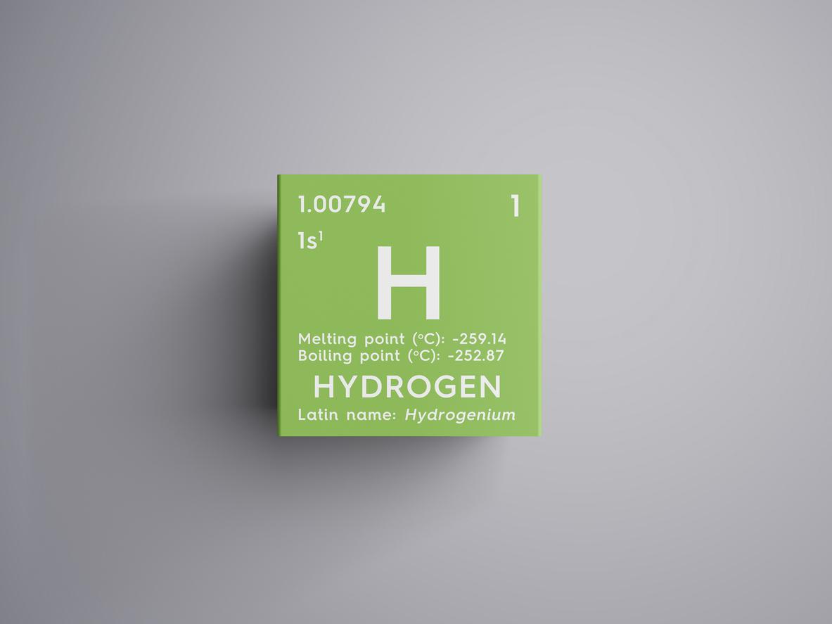 Idrogeno Elemento tavola periodica FNCF
