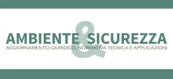 Ambiente&Sicurezza Logo