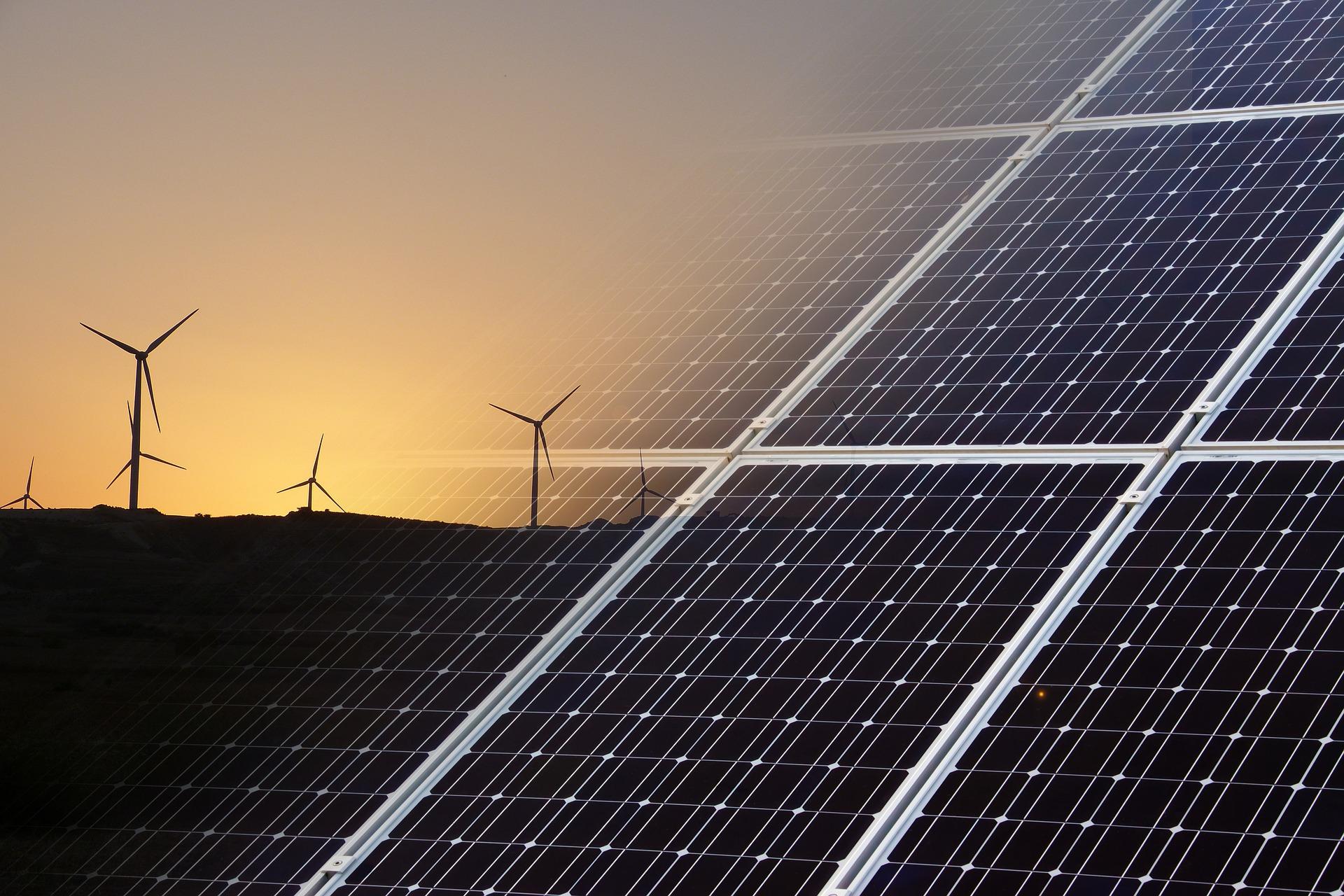 pale eoliche e fotovoltaico